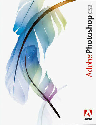Adobe Photoshop CS2, Windows Full Version, Unlimited Lifetime