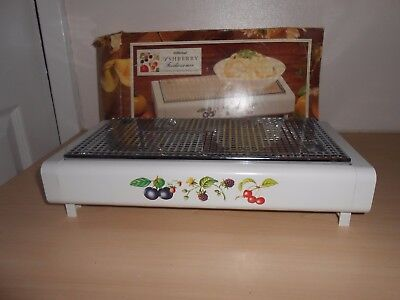 Food Warmer With 2 Candle Burners
