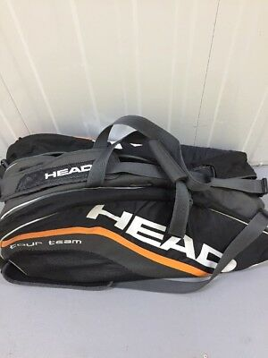 Head Tour Team Large Multi Racket Tennis Bag