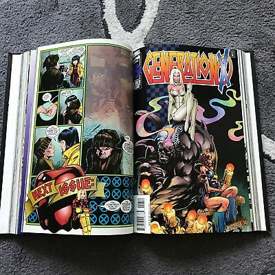 X-Men Custom Bound Hardcover -- Epilogue to Age of Apocalypse -- Capitol Bindery