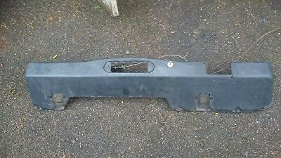 Land rover series 3 lower dash and heater controls