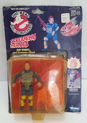 Kenner The Real Ghostbusters Action Figure Doll Ray Stantz Vermoan Ghost 80890 K