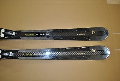 Fischer Tribune Allmountain Carving Ski / L = 180 cm