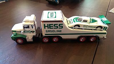 1988 HESS Truck with Race Car