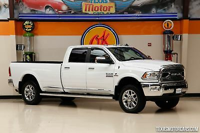 2016 Ram 3500 Longhorn Limited 2016 White Longhorn Limited!