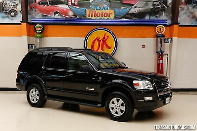 2008 Ford Explorer XLT 2008 Black XLT!
