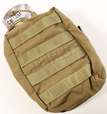 NEW Tactical Assault Gear TAG Upright Utility Pouch MOLLE Coyote Brown (MUTL2CT)