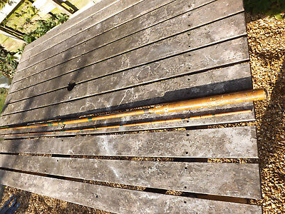 "Very Old Spliced Cane Hardy Brothers ""The Lincoln Roach Rod""  A/F needs refurb"