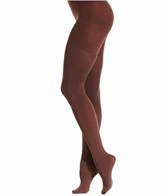Star Power Spanx Hosiery Sz F Java Center Stage High Waisted Shaping Tights 2153