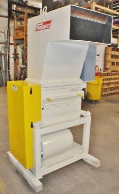 30 HP Foremost HSFG-1124, 8 Blade High Shear Granulator