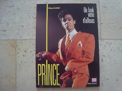 PRINCE oop exclusive RARE1988 large sized photo book Rogers Nelson TAFKAP