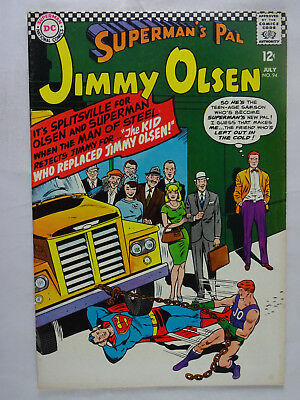 Superman's Pal Jimmy Olsen #94    Silver Age    Superman    1966