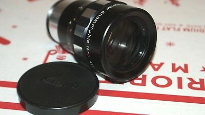 KOWA PROMINAR ANAMORPHIC 16-D Projection Lens for 16mm [Rare & Excellent] #41642