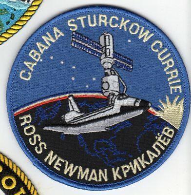 """STS-88 Space Shuttle ENDEAVOUR Mission NASA 4"""" Patch"""