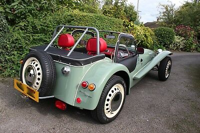 Caterham Sprint 1 of 60 Limited Edition Factory Built Cars Launched at Goodwood