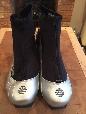 Alpine cross T10 Touring Country Ski Boots Size  45