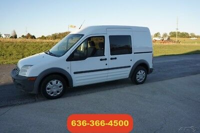2010 Ford Transit Connect XL 2010 XL Used 2L I4 16V Automatic FWD Wagon cargo work utility serviced delivery