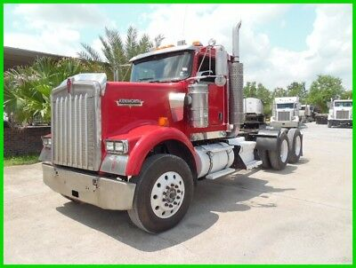 2007 Kenworth W900B Splendor Used Day Cab