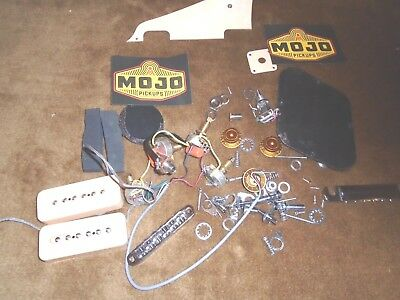 Vintage ? Electric Guitar Parts-Pickups,switches,bridge,tuning Pegs,etc