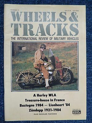 Wheels & Tracks Magazine - Issue Number 11