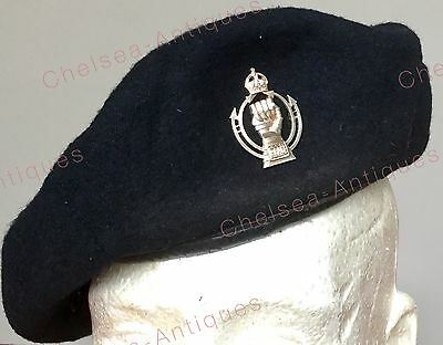 Royal Canadian Armoured Corps Rcac Beret -- 1952