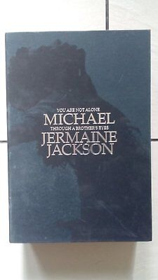 Jermaine Jackson Special Edition Signed Numbered Book