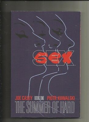 SEX : The Summer of Hard .Book One.