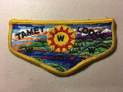 Vintage Boy Scouts of America BSA Crescent Bay Area Council California Order Of