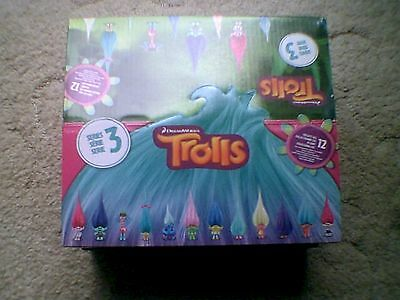 Dreamwork Trolls Blind Bag Series 2 & 3 Series 6 - Complete Your Collection
