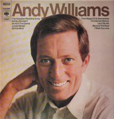 Andy Williams NEAR MINT Embassy Vinyl LP