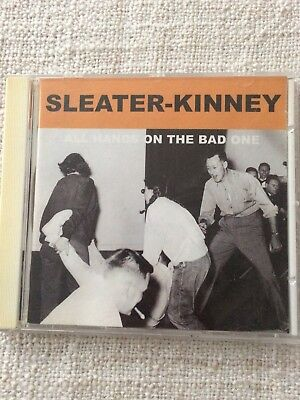 Sleater-Kinney - All Hands on the Bad One (2000)
