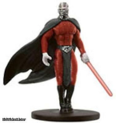 Darth Malak Star Wars Mini 011 Champions of the Force Miniature SWM CMG