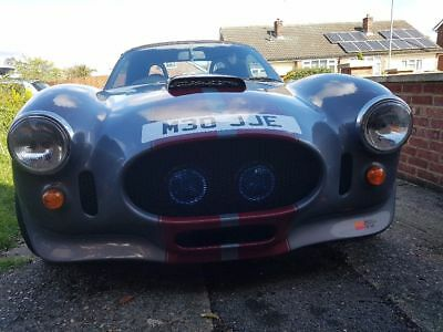Cobra kit car, looks great and can be used as a everyday drive.
