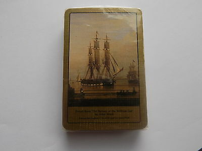 Waddingtons Vintage 1960's Playing Cards - Tall Ships - sealed pack
