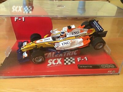 A10079 SCX/Scalextric   Img Renault F1 - R28
