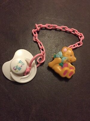 Zapf Creation Baby Chou Chou Spare Dummy And Clip