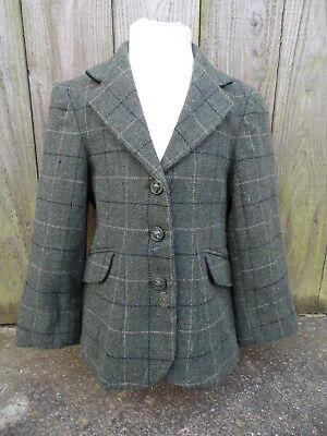 Childs Tweed Hacking Jacket by Caldene for Cubbing Hunting