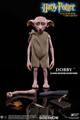 Star Ace Harry Potter & The Chamber of Secrets Dobby 1:6 Scale Action Figure