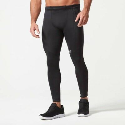 My Protein myprotein.com FAST-TRACK TIGHT Men's breathable running tights Medium