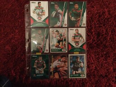 south sydney rabbitohs Rugby League Trading Cards