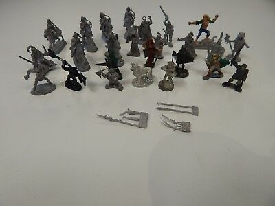 Assorted Ral Partha and other miniatures