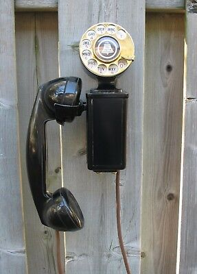 Vintage Western Electric Space Saver Telephone