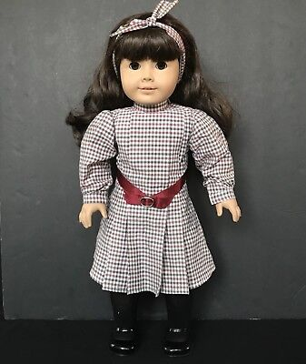 Pleasant Company American Girl Samantha In  Original Meet Outfit