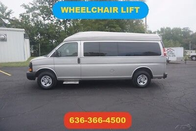 2009 Chevrolet Express LS 2009 LS Used 6L V8 16V Automatic raised roof extended wheelchair handicap