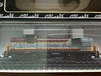Atlas 1/87 Ho Canadian Pacific Rs-3 Loco Script Dcc W/ Lok Sound Road # 8452 F/s