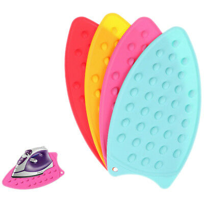 Silicone Iron Protection Pad Iron Stand Mat Rest Ironing Pad Insulation Boards W