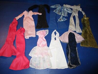 Vintage Mego Cher Clothes Lot gently used condition