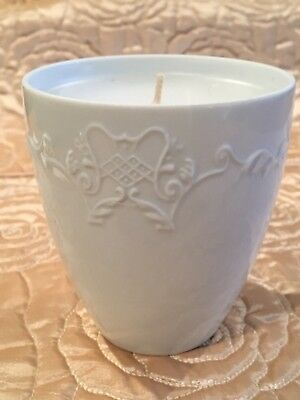 Anna Weatherley Porcelain Candle