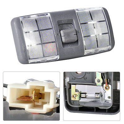 Front Dome Roof Reading Light Lamp Assy Fit For Mitsubishi Pajero Montero 90-04