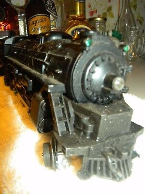 1900's LIONEL 2026 Electric Steam 2-6-4  Die-Cast Metal LOCOMOTIVE.. Made In USA